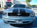 2006 Windveil Blue Metallic Ford Mustang V6 Premium Coupe  photo #8