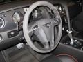 2011 Continental GTC Supersports Steering Wheel