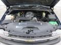 4.8 Liter OHV 16 Valve Vortec V8 2002 Chevrolet Silverado 1500 LS Regular Cab 4x4 Engine