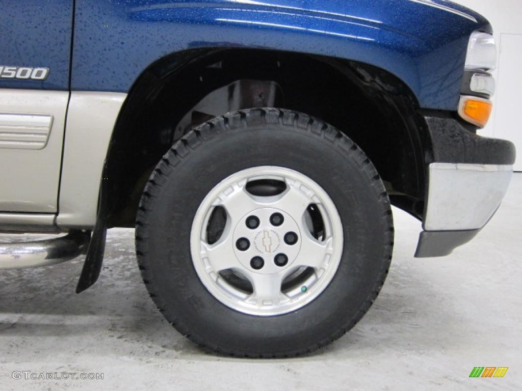 2002 Chevrolet Silverado 1500 LS Regular Cab 4x4 Wheel Photo #40760983