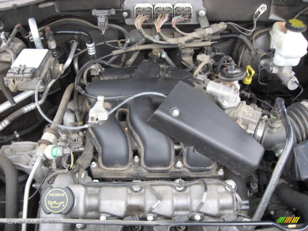 ford escape 3 0 dohc v6 engine diagram 2006 ford escape limited 3.0 liter dohc 24-valve duratec ...