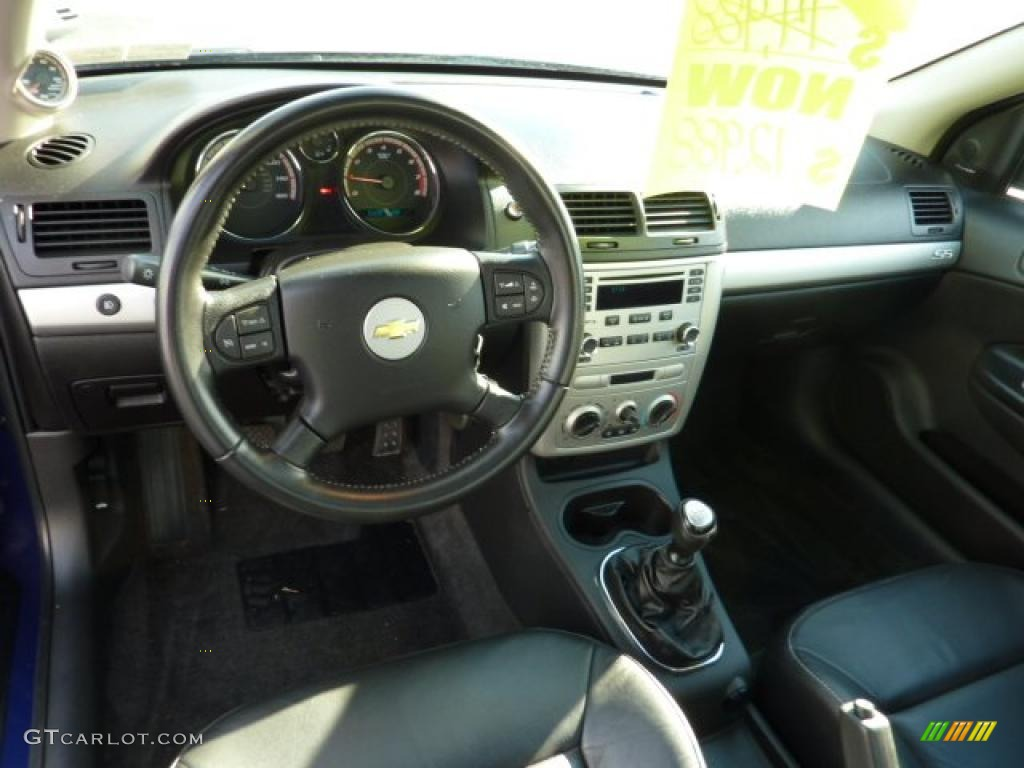 2006 Chevrolet Cobalt SS Supercharged Coupe interior Photo