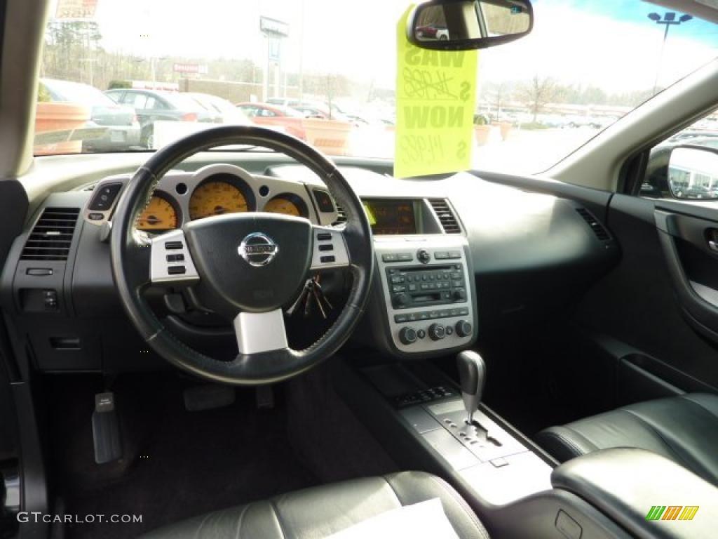 2004 Nissan Murano Sl Awd Interior Photo 40770367