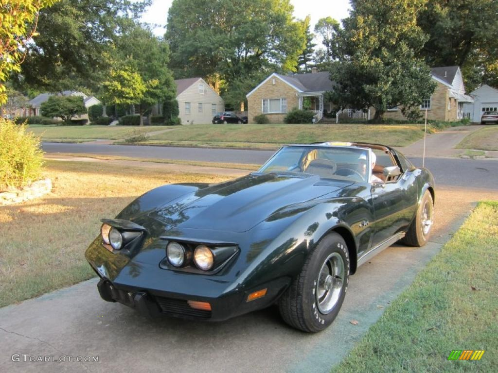 black 1975 chevrolet corvette stingray coupe exterior photo 40772215. Cars Review. Best American Auto & Cars Review