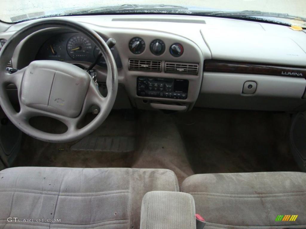 Gray interior 1995 chevrolet lumina standard lumina model photo 40773567