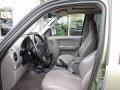 Taupe Interior Photo for 2002 Jeep Liberty #40780371