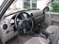 Taupe Prime Interior Photo for 2002 Jeep Liberty #40780403