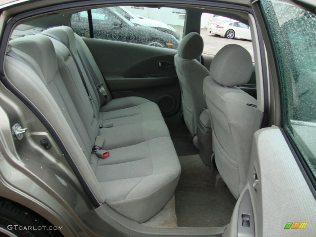 Frost Interior 2003 Nissan Altima 3 5 Se Photo 40780731
