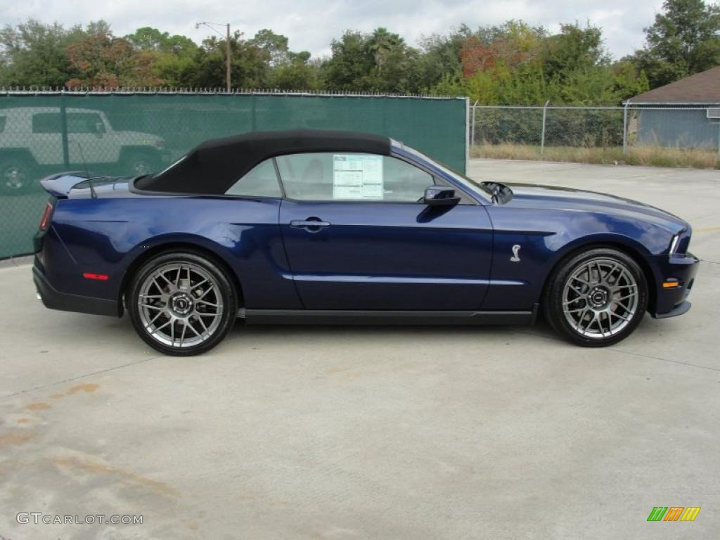 kona blue metallic 2011 ford mustang shelby gt500 svt. Black Bedroom Furniture Sets. Home Design Ideas