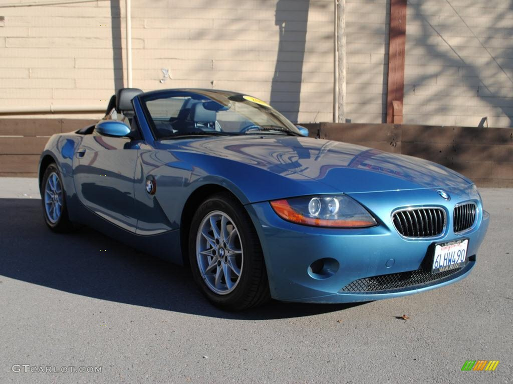 Bmw Z4 Vin Decoder 2005 Toledo Blue Metallic Bmw Zi