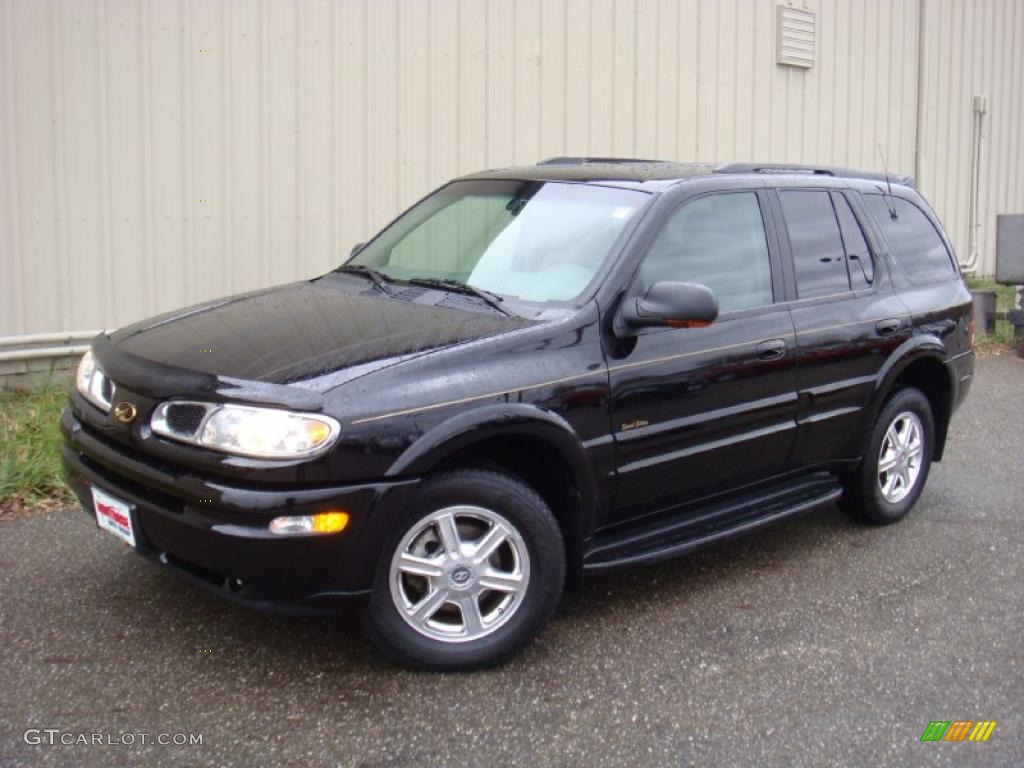 black onyx 2002 oldsmobile bravada standard bravada model exterior photo 40793071 gtcarlot com gtcarlot com