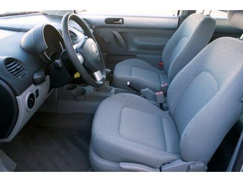 2001 Volkswagen Beetle Interior. 2001 Volkswagen New Beetle GL