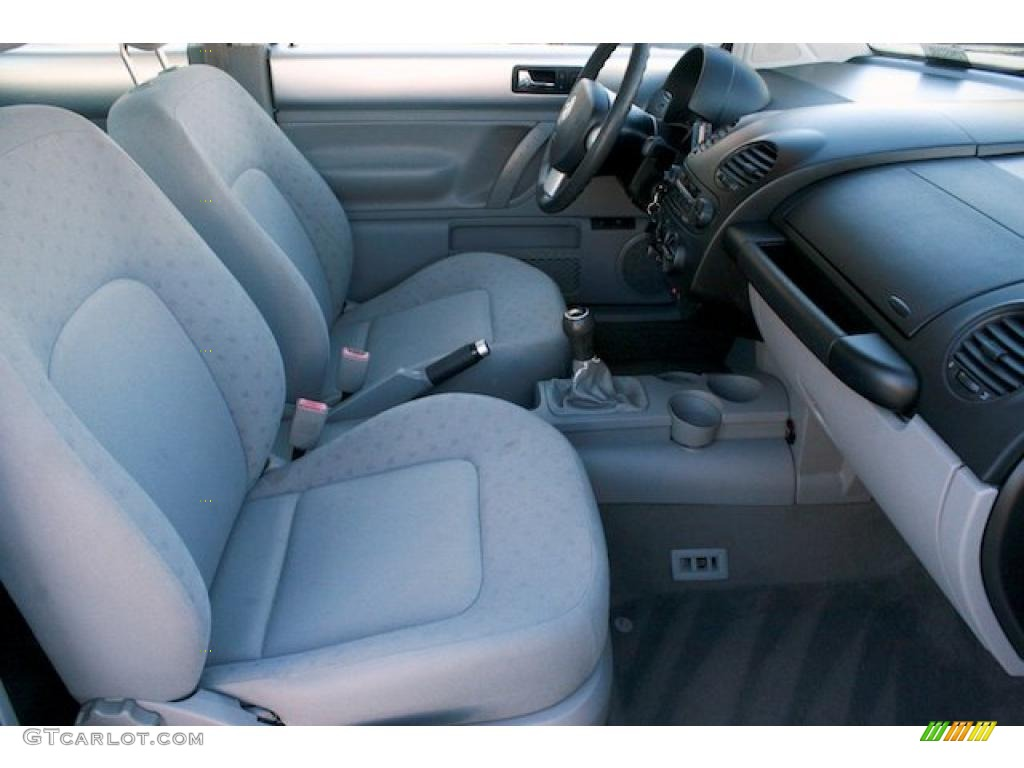 2001 Volkswagen New Beetle Gl Coupe Interior Photo 40795399