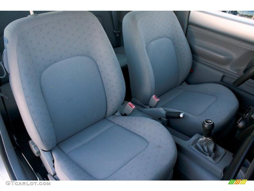 2001 Volkswagen New Beetle Gl Coupe Interior Photo 40795447