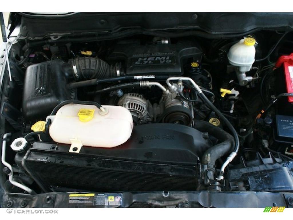 2004 dodge ram 1500 slt regular cab 4x4 5 7 liter hemi ohv 16 valve v8 engine photo 40796943. Black Bedroom Furniture Sets. Home Design Ideas