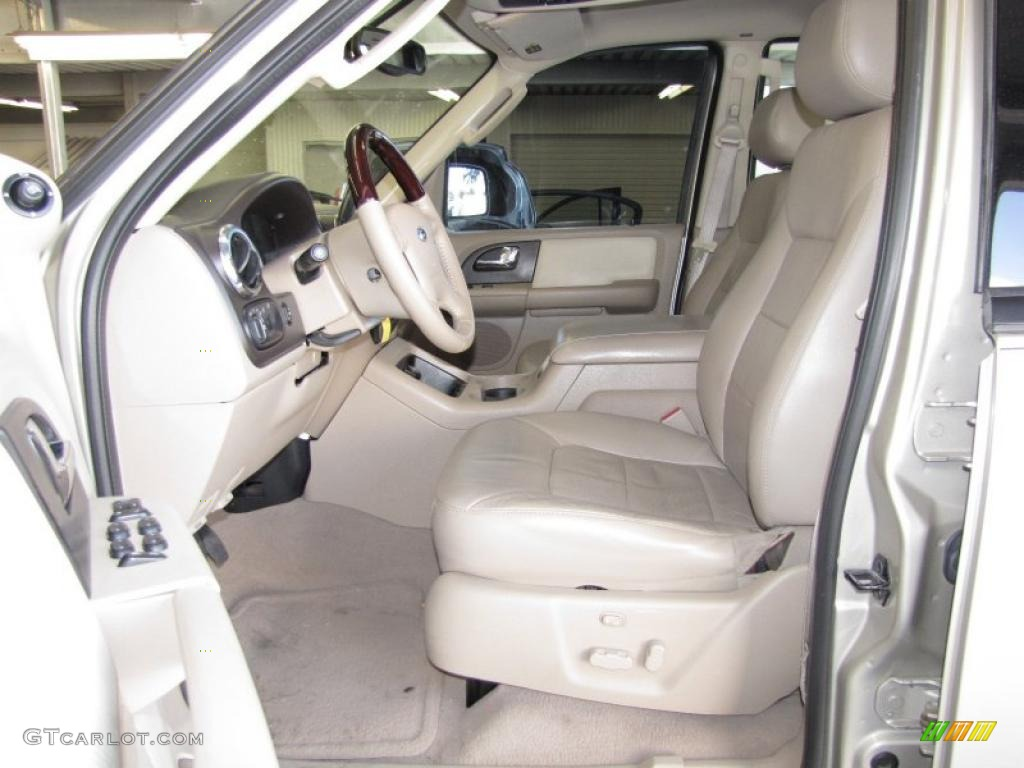 2005 Ford Expedition Limited Interior Photo 40809131