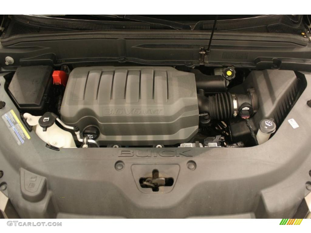 2008 Buick Enclave CX 3.6 Liter DOHC 24-Valve VVT V6 Engine Photo #40816531