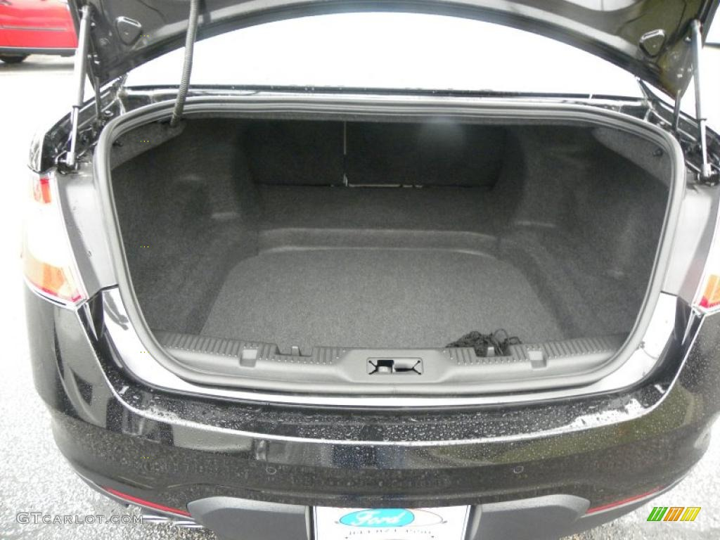 2011 ford taurus limited trunk photo 40818231