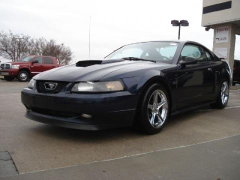 2002 Ford Mustang GT Coupe Data, Info and Specs