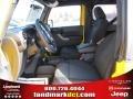 2011 Detonator Yellow Jeep Wrangler Sport S 4x4  photo #7
