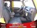 2011 Detonator Yellow Jeep Wrangler Sport S 4x4  photo #9