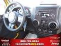 2011 Detonator Yellow Jeep Wrangler Sport S 4x4  photo #10