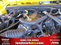 2011 Detonator Yellow Jeep Wrangler Sport S 4x4  photo #11
