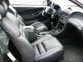 1995 Ford Mustang Black Interior Interior Photo