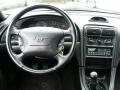 1995 Ford Mustang Black Interior Dashboard Photo