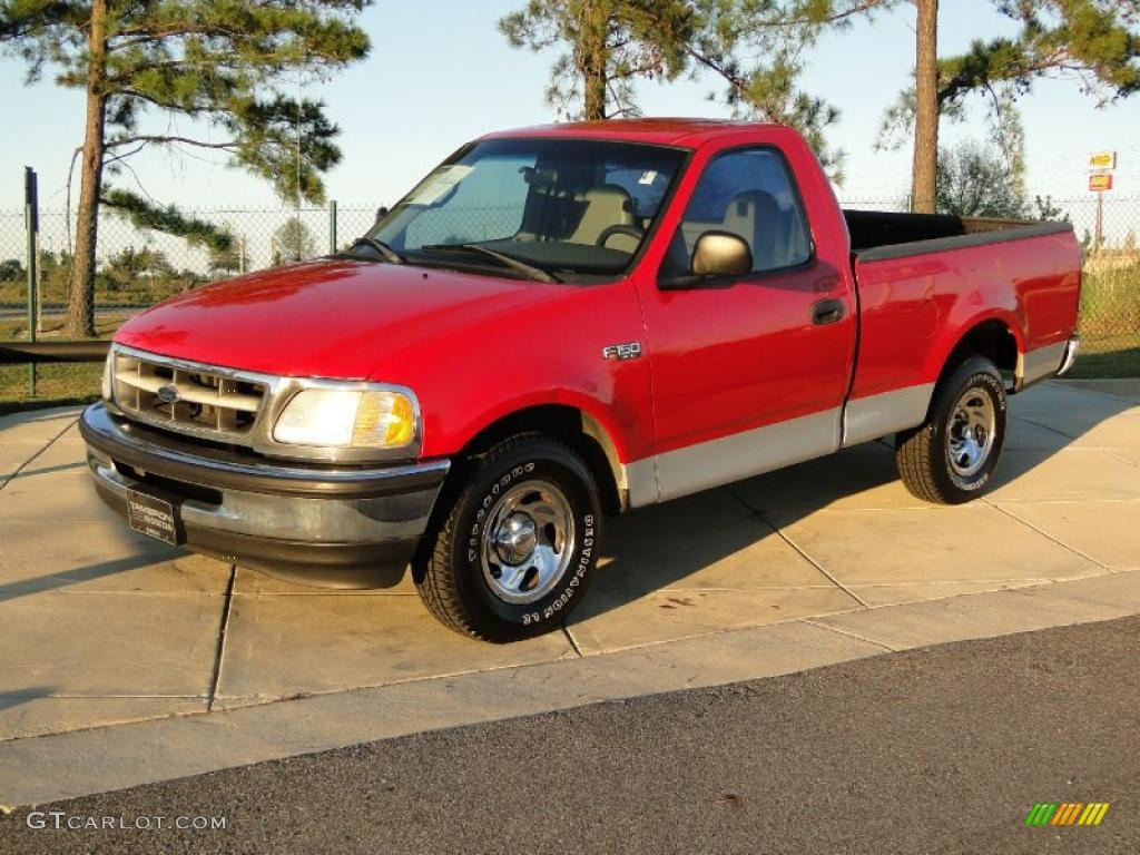 1998 ford f150 xl regular cab exterior photos. Black Bedroom Furniture Sets. Home Design Ideas