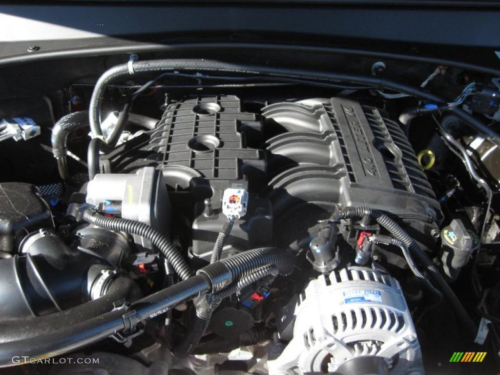 2011 dodge nitro shock 4 0 liter sohc 24 valve v6 engine. Black Bedroom Furniture Sets. Home Design Ideas
