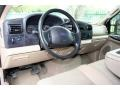 Tan 2005 Ford F250 Super Duty Interiors