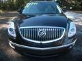 2008 Carbon Black Metallic Buick Enclave CXL  photo #26