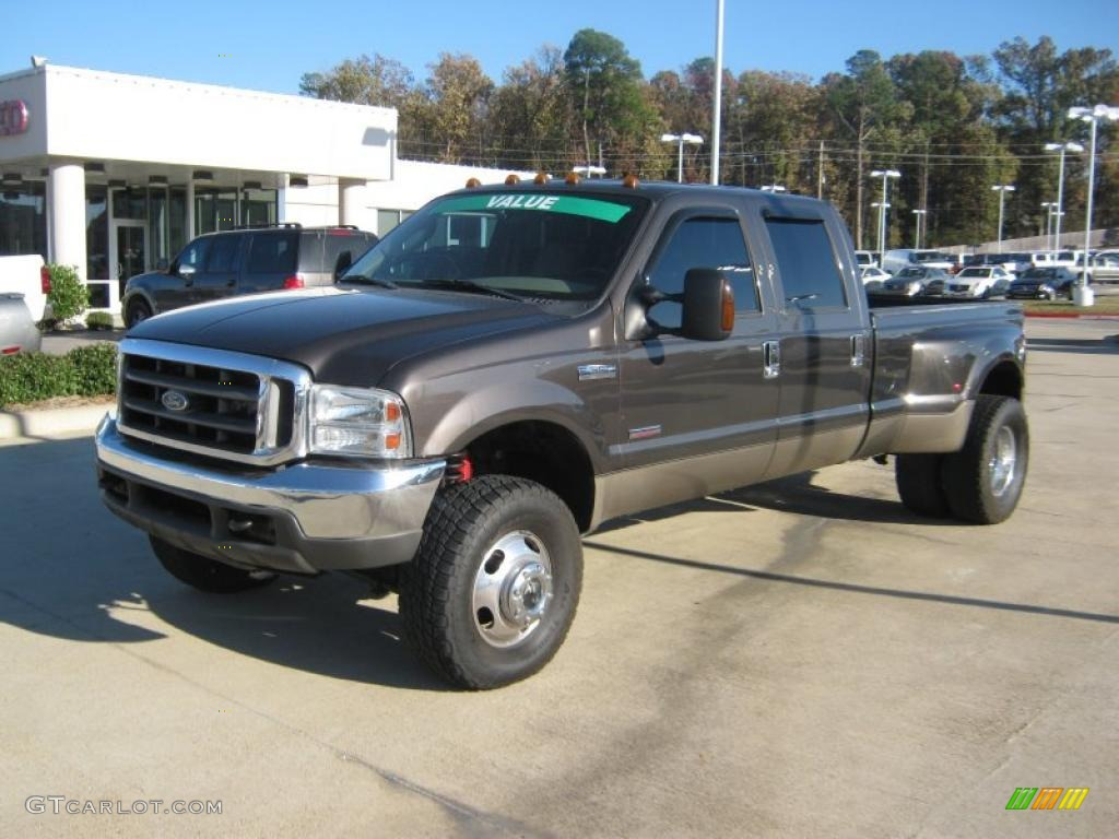 2008 ford f350 super duty lariat crew cab 4x4 dually in dark blue 2017 2018 best cars reviews. Black Bedroom Furniture Sets. Home Design Ideas