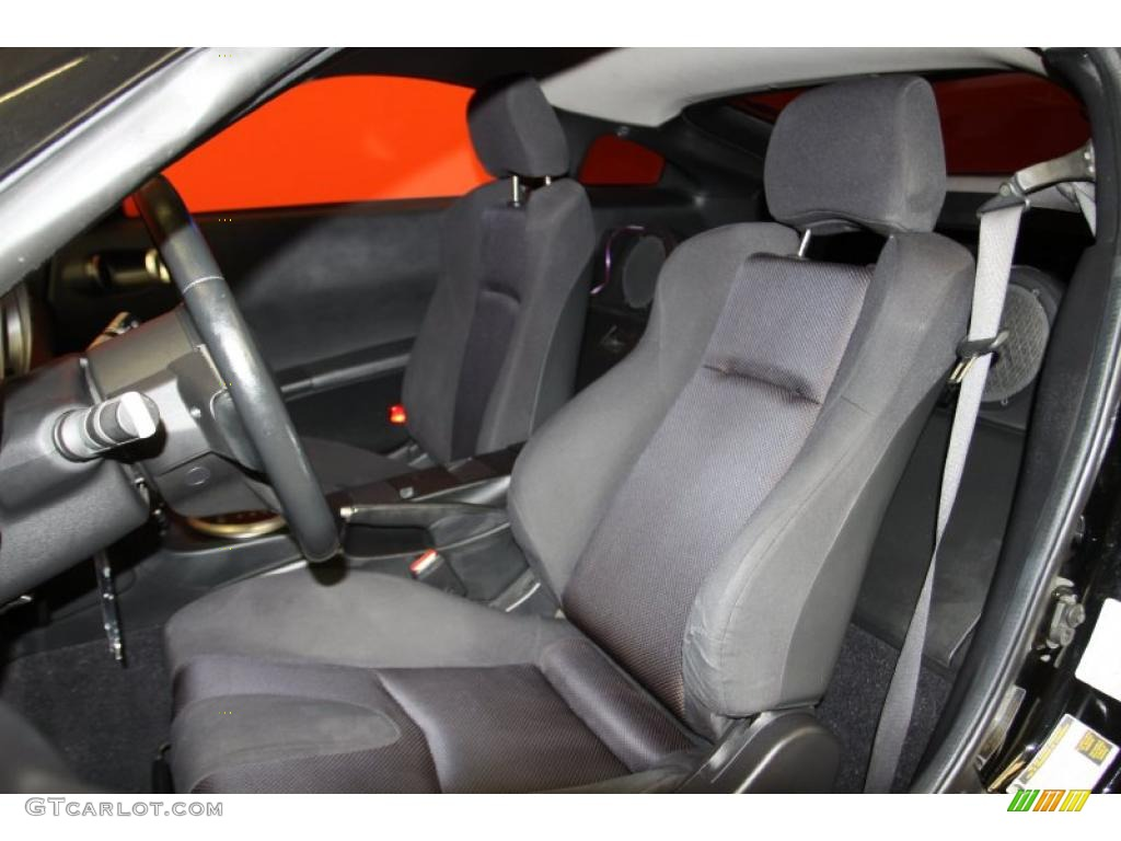 carbon interior 2005 nissan 350z coupe photo 40859025. Black Bedroom Furniture Sets. Home Design Ideas