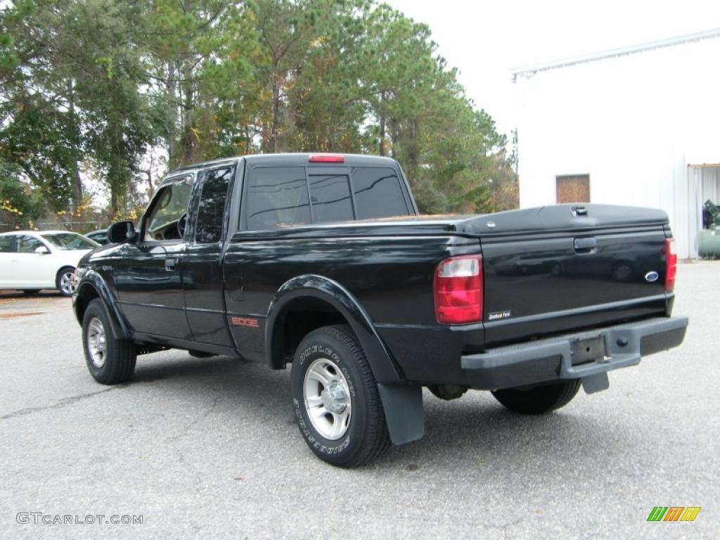 black 2003 ford ranger edge supercab exterior photo 40860297. Black Bedroom Furniture Sets. Home Design Ideas