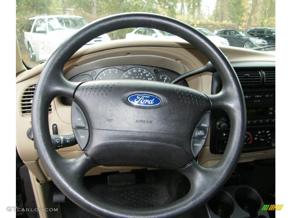 2003 ford ranger edge supercab steering wheel photos. Black Bedroom Furniture Sets. Home Design Ideas