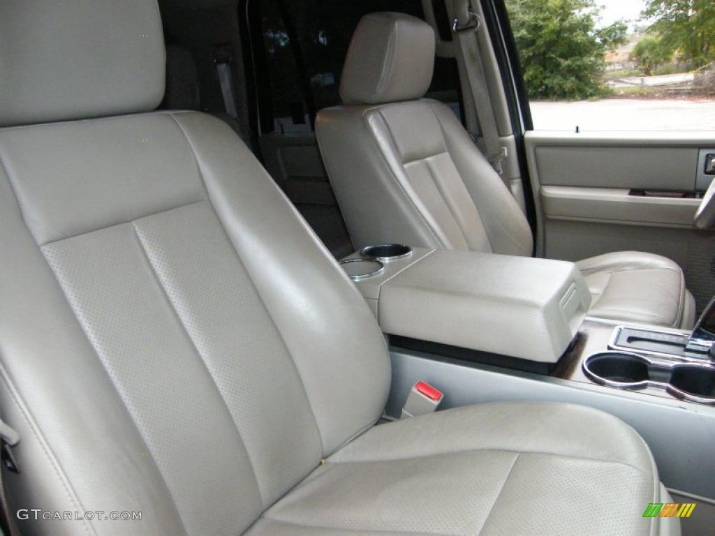 Stone Interior 2007 Ford Expedition El Limited Photo 40860885