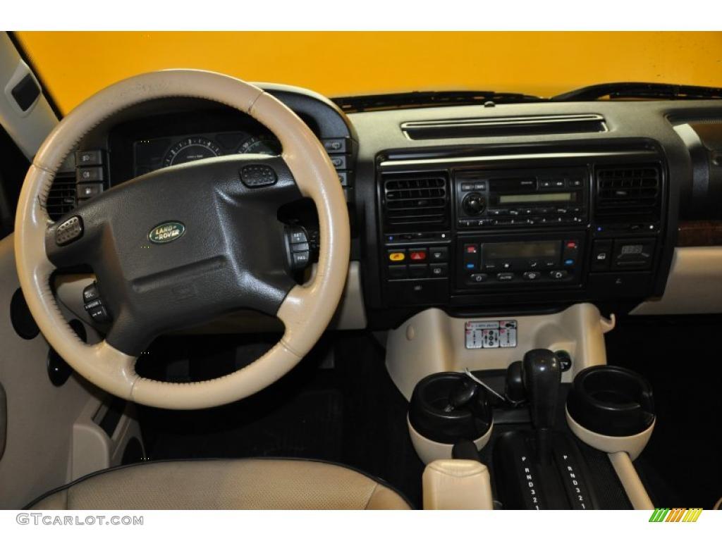 2003 Land Rover Discovery Se7 Dashboard Photos Gtcarlot Com