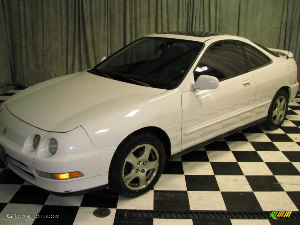 on 1994 Acura Integra Colors