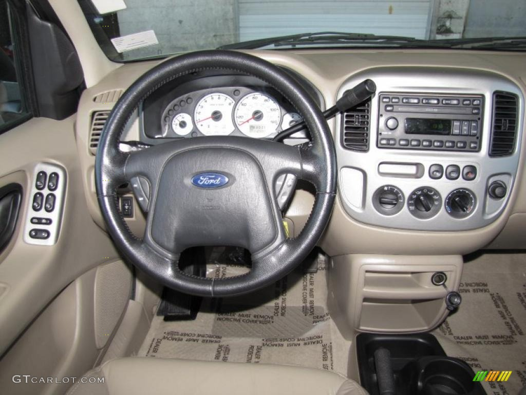 2003 ford escape limited dashboard photos. Black Bedroom Furniture Sets. Home Design Ideas