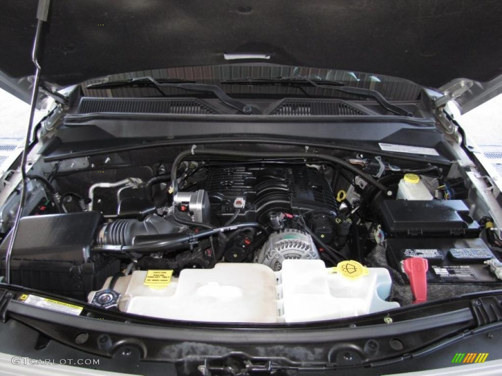 2007 Dodge Nitro R/T 4.0 Liter SOHC 24-Valve V6 Engine Photo #40867215 ...