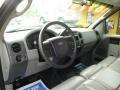 Medium Flint Grey 2005 Ford F150 Interiors