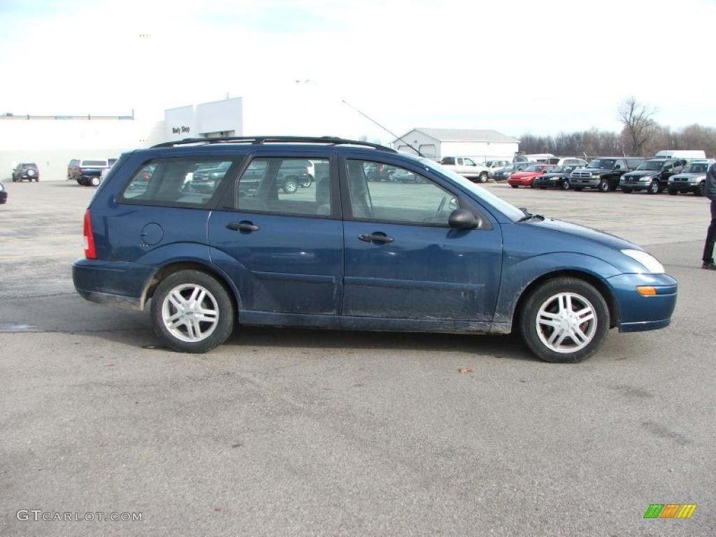 Atlantic blue metallic 2000 ford focus se wagon exterior photo 40877442 gtcarlot com