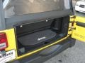 2011 Detonator Yellow Jeep Wrangler Sport 4x4  photo #14