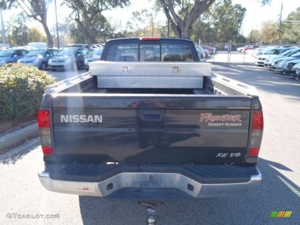 2000 nissan frontier xe desert runner extended cab marks and logos photos. Black Bedroom Furniture Sets. Home Design Ideas