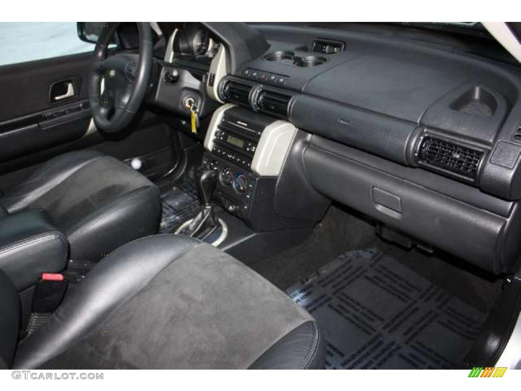 Black Interior 2004 Land Rover Freelander Se Photo 40884121