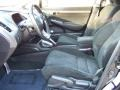 Black Interior Photo for 2007 Honda Civic #40884141