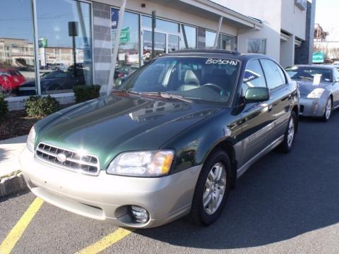 2000 Subaru Outback Sedan. 2000 Subaru Outback Limited