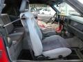 1986 Ford Mustang Grey Interior Interior Photo